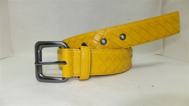 wholesale Top Fashion Bottega Veneta Leather Belts No. 9