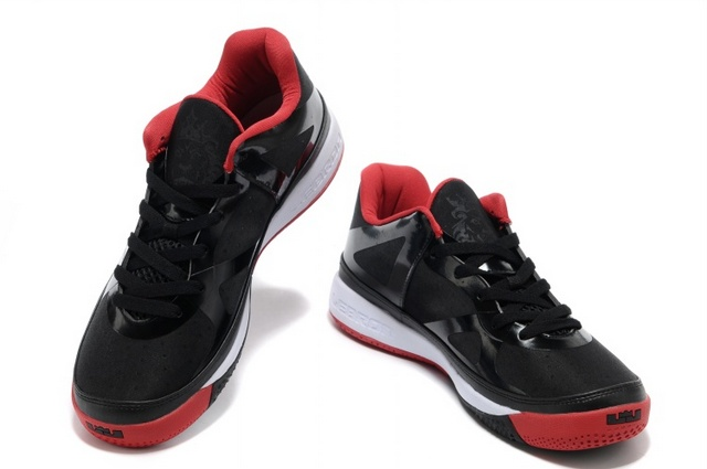 lebron james shoes low cut - photo #15