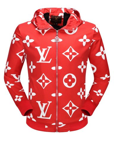 Cheap Loius Vuitton Jackets wholesale No. 22