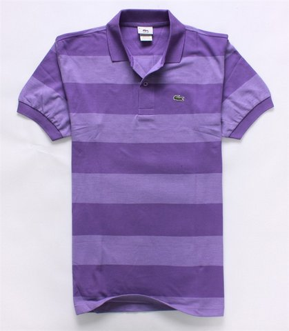 Wholesale men 39 s lacoste striped polo shirts no 753 for Discount lacoste mens polo shirts