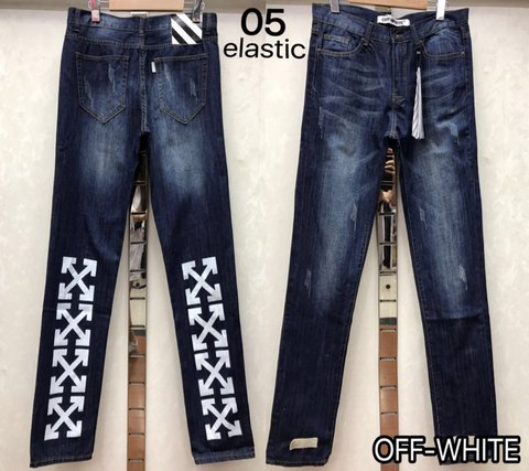 Cheap OFF WHITE Jeans wholesale No. 3