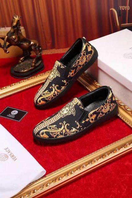 Cheap Versace Shoes wholesale No. 38