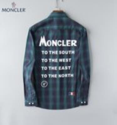 cheap quality Moncler shirts sku 271