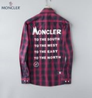 cheap quality Moncler shirts sku 272