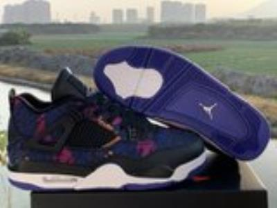 cheap quality Air Jordan 4 Rush Violet sku 372