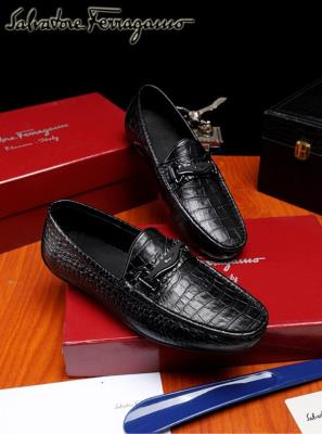 Cheap FERRAGAMO Shoes wholesale No. 45