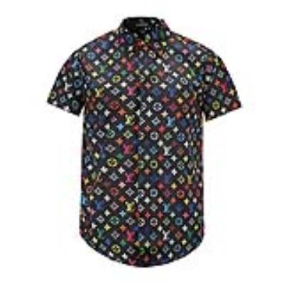 Cheap Louis Vuitton Shirts wholesale No. 96
