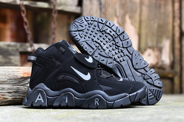 Nike Air Barrage Mid-4