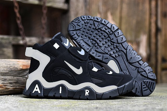 Nike Air Barrage Mid-5